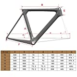 IMUST Full Carbon T700 Aero Road Bicycle Frameset