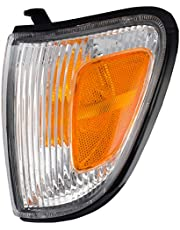 Dorman 1650738 Front Driver Side Turn Signal / Parking Light Assembly for Select Toyota Models