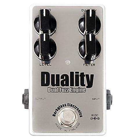 Darkglass Duality Fuzz Bass Fuzz Pedal (Bass Pedal Fuzz)