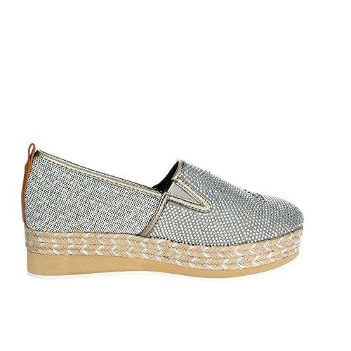 Sl181510 Gris Sneakers Femme W0004 Shaka fCqdSIcwf