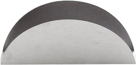 Amazon Com Sourban Napkin Holder Stainless Steel Flat Napkin Bracket Stand 1pcs Flat Kitchen Dining