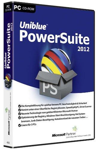 Uniblue Power Suite 2012