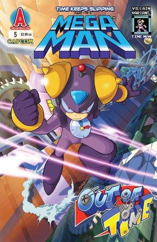 Read Online Mega Man #5 pdf epub