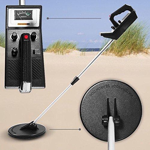acehe Detector de metales Sonda metal Such dispositivo schatzsuche Profundidad Sonda telescópico Modelo Elección MD de 3005: Amazon.es: Bricolaje y ...