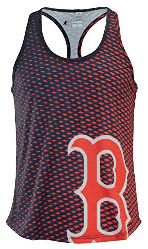 Boston Red Sox Diamond Racerback Tank Small