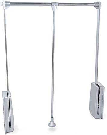 Anchura telescópica 450-600mm adaptable a las dimensiones del hueco interno del armario.,Carga máxim