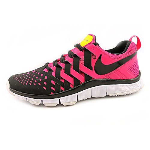 best sneakers bcc9b c021e Nike Free Trainer 5.0 Livestrong Men s Running Shoe, Breast Cancer  Awareness Colors  VIVID PINK BLACK VARSITY MAIZE (10)