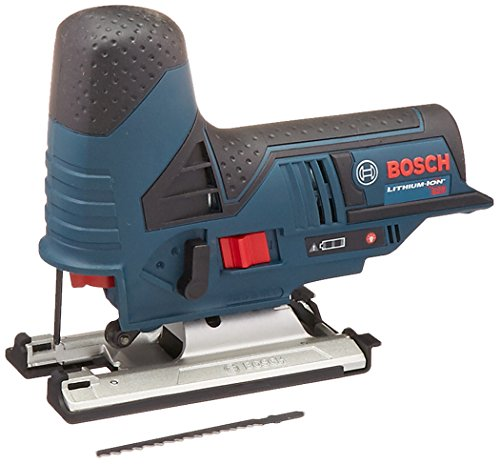 Bosch JS120BN 12-volt Max Cordless Jig Saw with Exact-Fit Insert ()