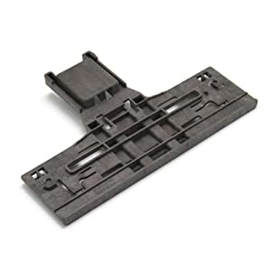 Lifetime Appliance W10546503 Upper Rack Adjuster for Whirlpool KitchenAid Dishwasher - WPW10546503