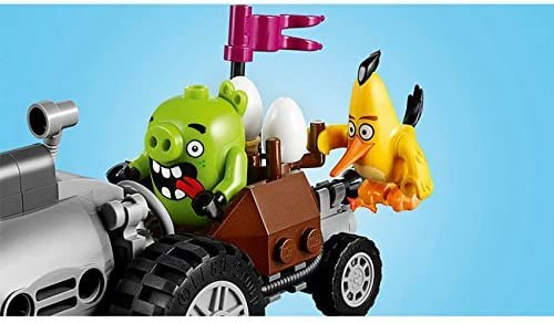 Lego Angry Bird movie piggy escape 75821 [parallel import goods]