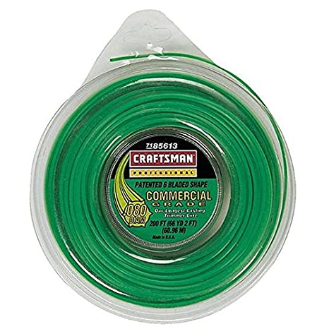 Amazon.com: Craftsman Cadena de reemplazo 200 ft X .080 ...