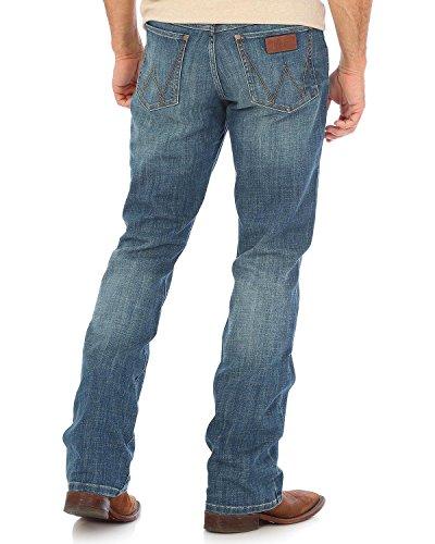 Wrangler Men's Retro Relaxed Boot Cut Jean, Laughlin, 34X36 (Retro Boots)