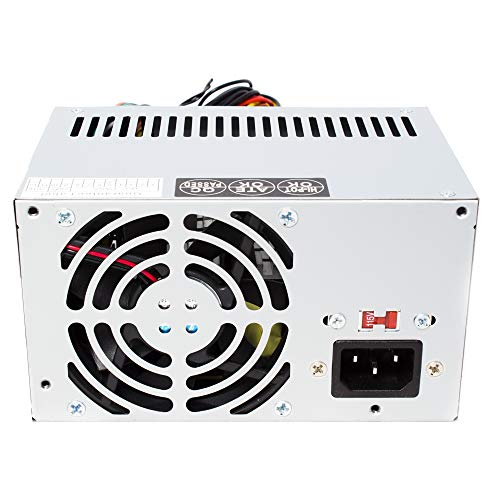 Replace Power® 420W 420 Watt ATX Power Supply Replacement for HP Compaq PN: 5188-2625, 5188-2627, 5188-2626