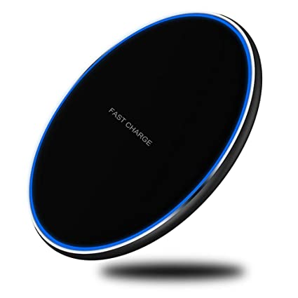 Amazon.com: GoXteam Qi Wireless Charger 15W for iPhone 8 ...