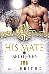 His Mate- Brothers- Jon (Book Two of Lyle and Abe)