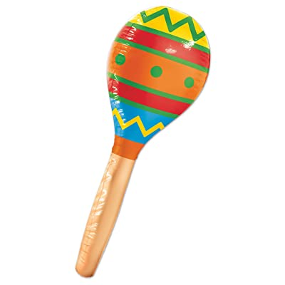Beistle 57897 inflatable Maraca, 30-Inch: Kitchen & Dining