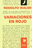 img - for Variaciones en rojo / Red Variations (Spanish Edition) book / textbook / text book