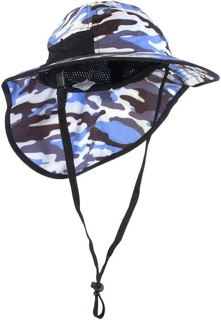 Veyo Kids - Noggins Sun Hat - UV Protection | Lightweight, Breathable | Safety Chin Strap