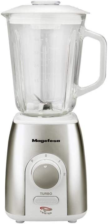Magefesa MGF 4244 Batidora vaso Twister 600 W, Multicolor: Amazon ...