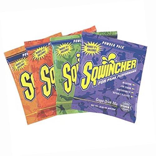 Tropical Sqwincher Cooler (Sqwincher\xAE PowderPacks (Yields 2.5 gal), Tropical Cooler - 016049SQ)
