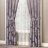 Queen Street Raina 2-Pack Curtain Panels