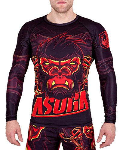 Asura Fightwear rash guard mma 2019