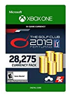 The Golf Club 2019 feat. PGA TOUR - 28,275 Currency - Xbox One [Digital Code]