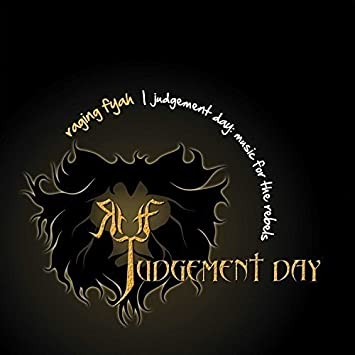 judgement day raging fyah