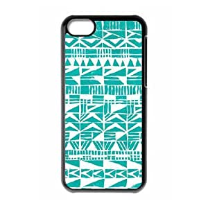MMZ DIY PHONE CASEGreen Tribal Pattern ZLB556276 Brand New Case for iphone 5/5s, iphone 5/5s Case