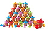 Learning Resources LER6802 Alphabet Acorns