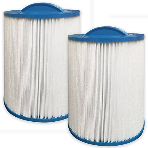 Majestic Pool (2 PACK GAURDIAN POOL/SPA Filter fits: Pleatco:PAS50SV-F2M, Unicel: 6CH-502, Filbur: FC-031 Artesian spas, MAJESTIC)