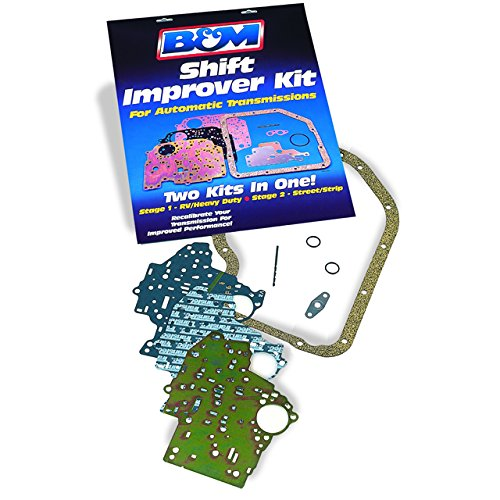 B&M 20260 Shift Improver Kit for Automatic Transmissions ()