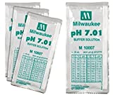 3 Pcs Professional Popular pH7.01 Buffer Calibration Digital Meter Solution Volume 20mL