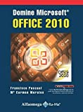 img - for Domine Microsoft Office 2010 (Spanish Edition) by PASCUAL (2012-07-17) book / textbook / text book