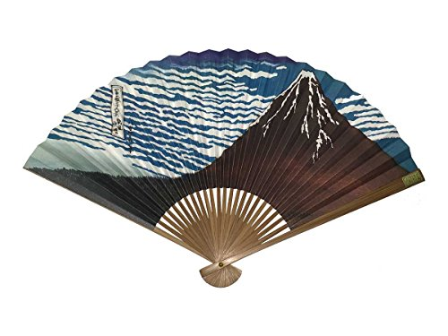 Japanese Sensu(Folding Fan) Akafuji (Fan Japanese Sensu)
