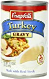 Campbell's Gravy, Turkey, 10.5 Ounce (Pack of 12)