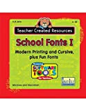 School Fonts I, , 074393878X