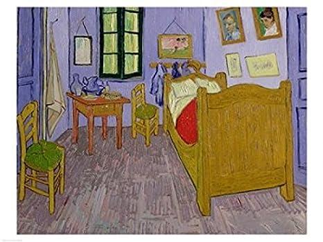 Vincent Van Gogh - La camera da letto ad Arles Stampa Artistica (60 ...