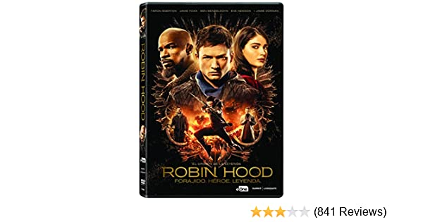 Amazon.com: Robin Hood: Origins (Non USA Format): Movies & TV