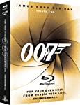 Cover Image for 'James Bond Blu-ray Collection Three-Pack, Vol.2 (For Your Eyes Only / From Russia with Love / Thunderball)'