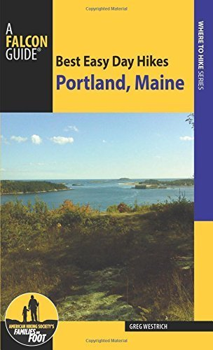 Best Easy Day Hikes Portland, Maine (Best Easy Day Hikes Series) by Greg Westrich - The Maine Mall Portland