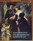 Masterpieces of the Metropolitan Museum of Art, , 0821220470