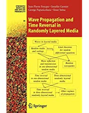 Wave Propagation and Time Reversal in Randomly Layered Media
