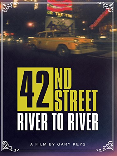 42nd Street: River To River (Manhattan Graphics)