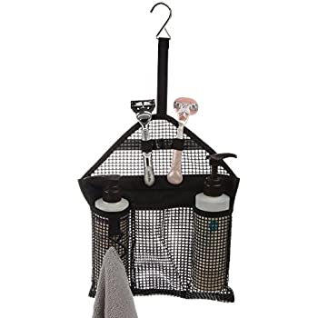 Home X Mesh Hanging Shower Caddy
