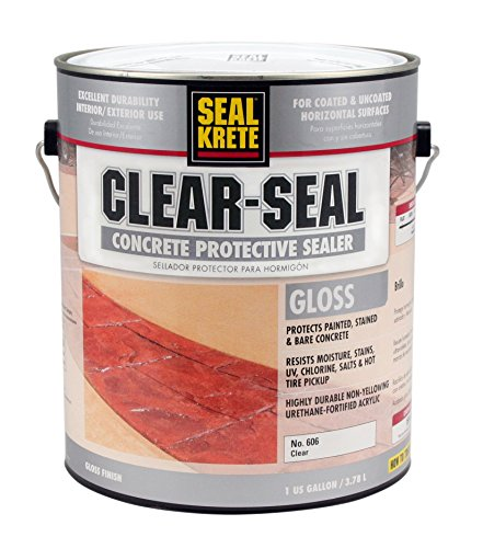 - Showroom Finish Hi-Gloss Acrylic Sealer 1-Gallon