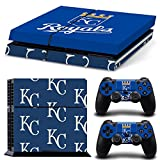 FriendlyTomato PS4 Console and DualShock 4 Controller Skin Set – MLB – PlayStation 4 Vinyl Champions