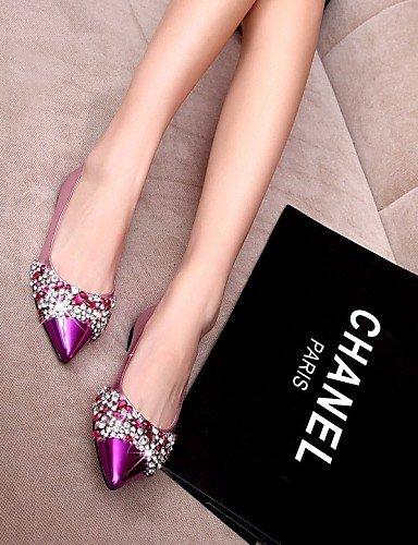 zapatos de piel de tal mujer PDX fwEpq5Yf