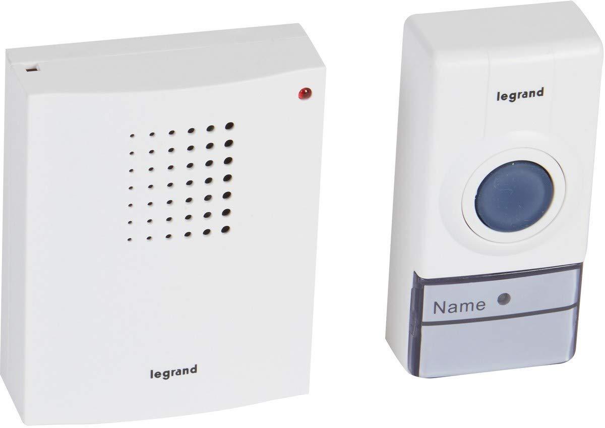 Essentiel Legrand Kit carillon radio Blanc
