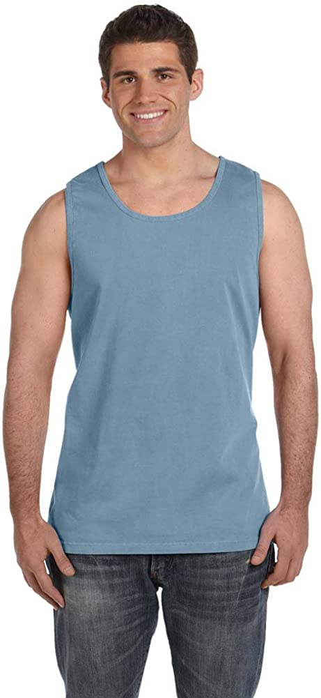 Comfort Colors Ringspun Garment-Dyed Tank